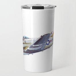 Douglas A-1D Skyraider Travel Mug