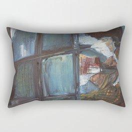 Image in Image 7 Rectangular Pillow