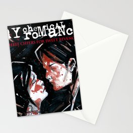 mcr album 2020 ansel13 Stationery Cards