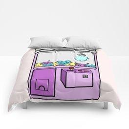 Kawaii Claw Machine Comforters