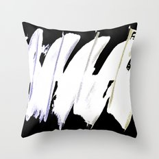 Counting Throw Pillow