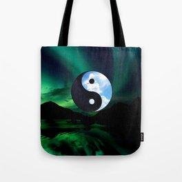 NATURE'S BALNCE Tote Bag