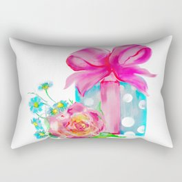So Pretty Rectangular Pillow