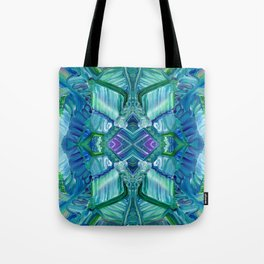 Aliens Are Real Tote Bag