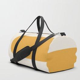 Pastel Sea pattern Duffle Bag