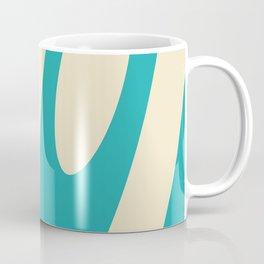 Blue Galaxy Dip Coffee Mug