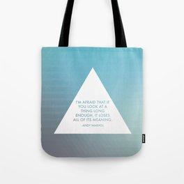 Shapes & Colors Tote Bag