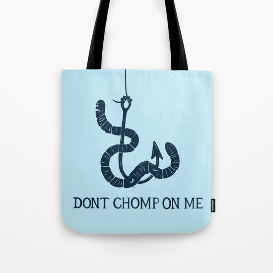 Lure Lightly Tote Bag