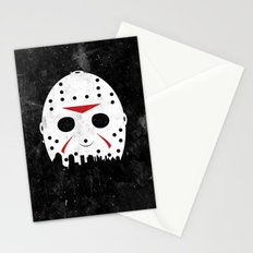 Friday The 13th Part VIII Stationery Cards