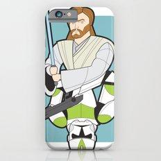 Obi-wan and Clone Trooper iPhone 6s Slim Case