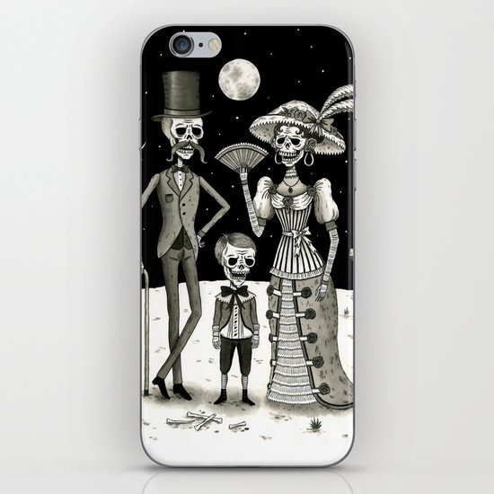 Family Portrait of the Passed iPhone & iPod Skin