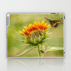 Yang Sunflower Laptop & iPad Skin