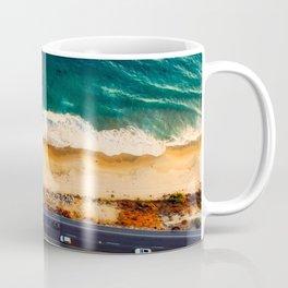 California Beach Coffee Mug