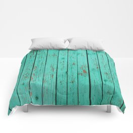 wood turquoise new art grid wod color fun pattern texture style 2018 2019 artist floor wall new Comforters