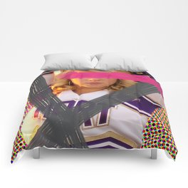 Cheerleader´s  adventures Comforters