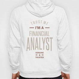 Financial Analyst Hoody