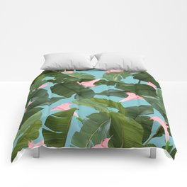 Wild Flower #society6 #decor #buyart Comforters