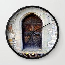 Home at last . . . Wall Clock