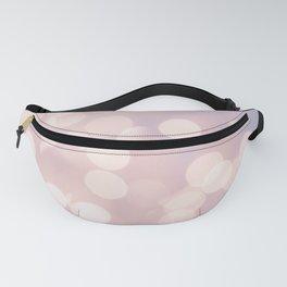 Soft pink lighs Fanny Pack