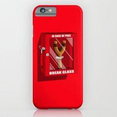 In case of pigs... Slim Case iPhone 6s