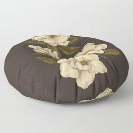 Magnolias Floor Pillow