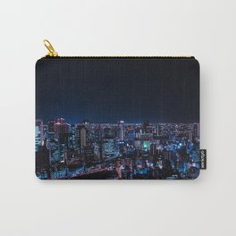 Osaka City Nightscape Carry-All Pouch