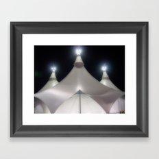 Circus Magic Framed Art Print