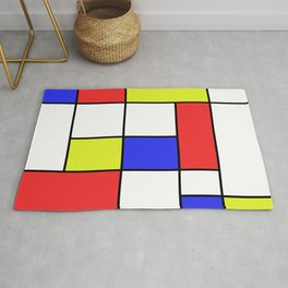Mondrian #23 Rug