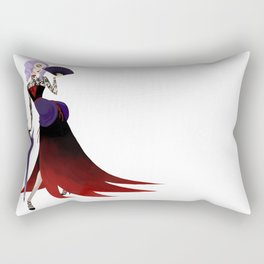 The Witch of the Waste Rectangular Pillow