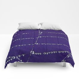 Pearls on a string Comforters