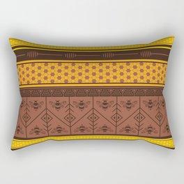 Waxing Poetic Rectangular Pillow