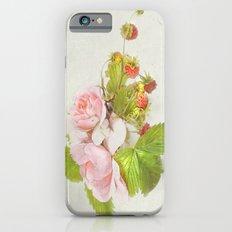 roses & berries N°3 iPhone 6s Slim Case