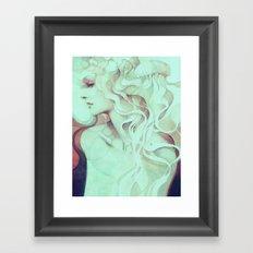Nettle Framed Art Print