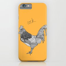 Cock iPhone 6s Slim Case