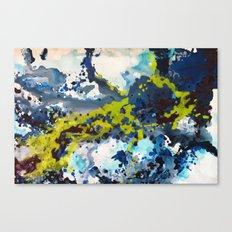 Invisible Edge Canvas Print
