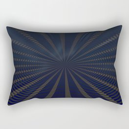 DeepBlue Rectangular Pillow