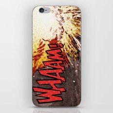 Remote Wham! iPhone & iPod Skin