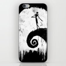 All Hallow's Eve iPhone & iPod Skin