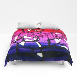 The Conference          by Kay Lipton Comforters