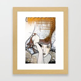 1. Framed Art Print