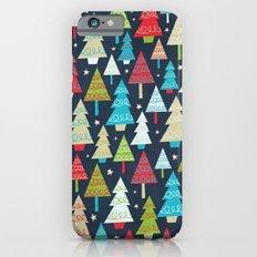 Christmas Trees Slim Case iPhone 6s