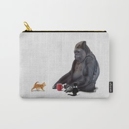 I Should, Koko (Wordless) Carry-All Pouch