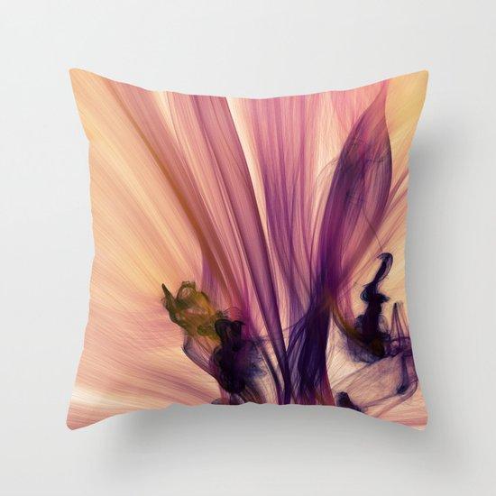 Vapor Throw Pillow
