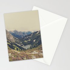 Mountain Flowers Stationery Cards