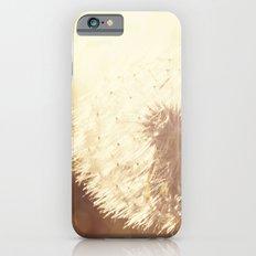 Dandelion Sunset Slim Case iPhone 6s