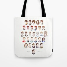 Time May Change Me II Tote Bag