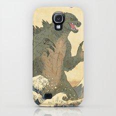 Godzilla Ukiyo-e  Slim Case Galaxy S4