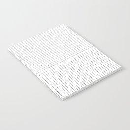 Lines Art Notebook