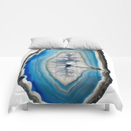 Embryonic agate Comforters
