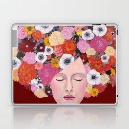 mes pensées Laptop & iPad Skin